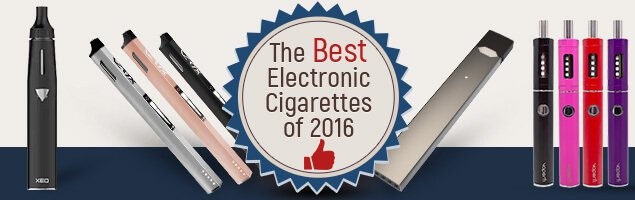 The Best Electronic Cigarettes of 2016