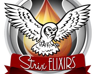 Strix Elixirs E-Liquid Review – Some Special Flavors