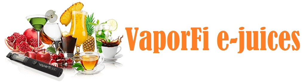 VaporFi e-liquid review.