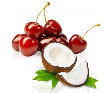 VaporFi's Tropical Cherry E-juice image