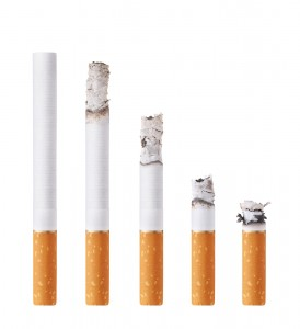 Nicotine withdrawal facts