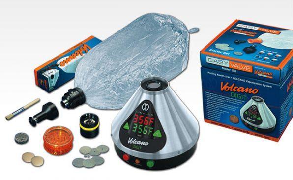 volcano vaporizer ultimate kit content