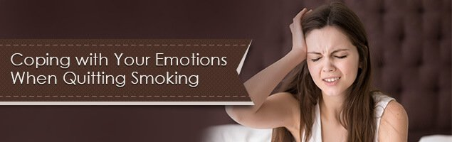 Coping with Your Emotions When Quitting Smoking