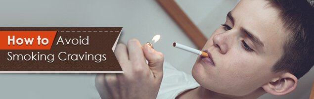 How to Avoid Smoking Cravings