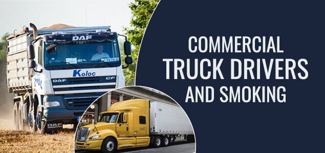 Commercial Truck Drivers and Smoking