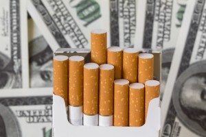 high cost of smoking