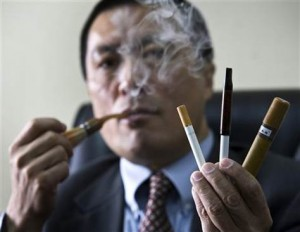 Hon Lik — Chinese pharmacist who invented the modern electronic cigarette.