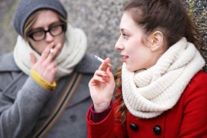 smoking young adults