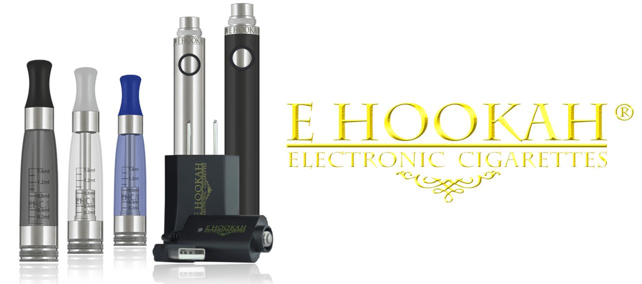 E-HOOKAH Electronic Cigarettes brand