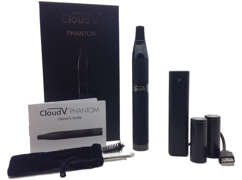 Phantom-vaporizer-box