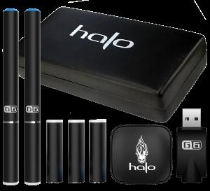 Halo-g6-black-starterkit-review