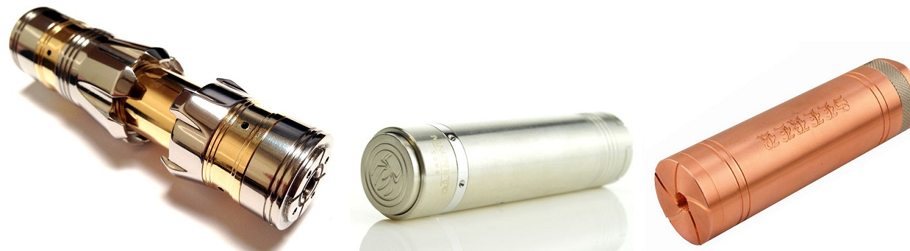 Best mechanical E-cig mods