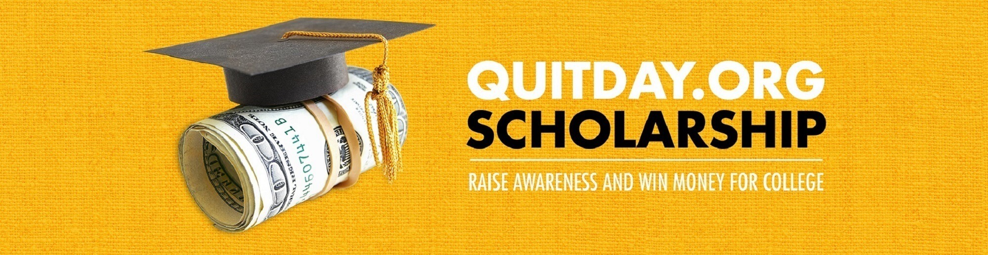 QuitDay.org-scholarship-banner
