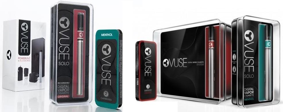 VUSE-E-Cigarettes