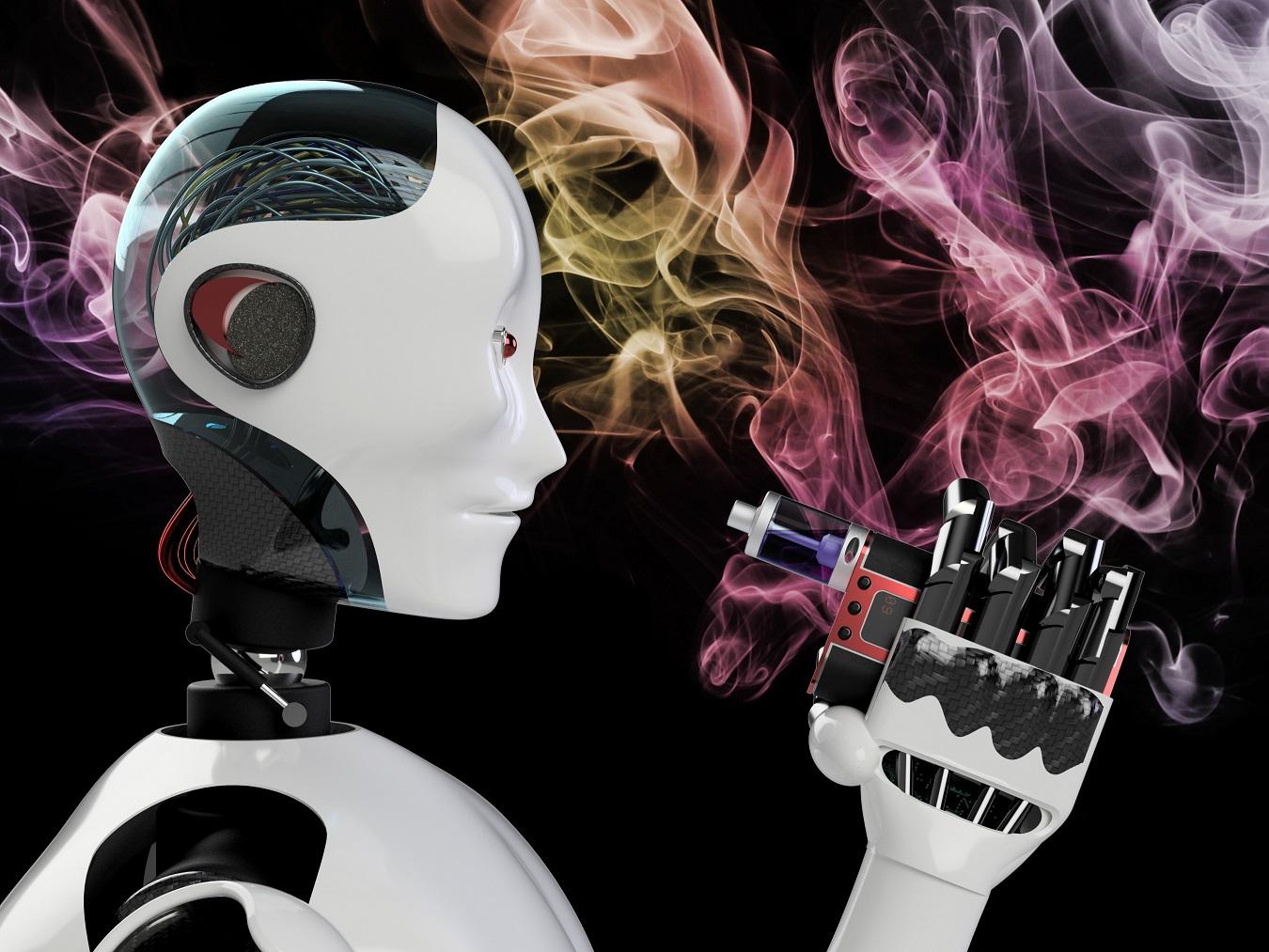 the vaping robots