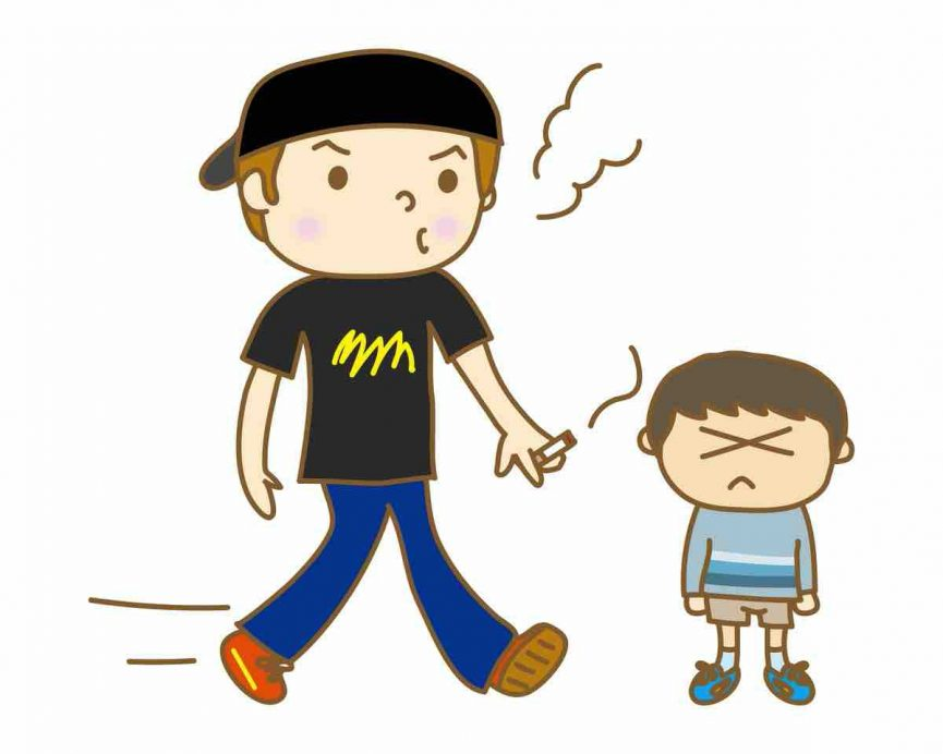 preven child smoking habit
