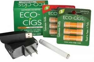 Eco-Cigs Starter Kit