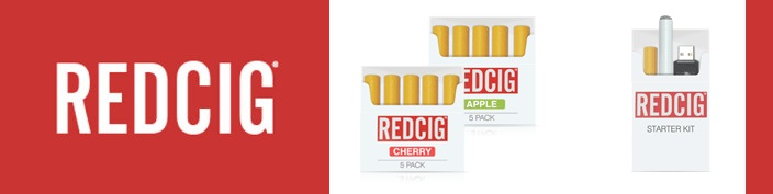 RedCig Electronic-Cigarette Review
