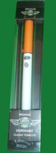 Green Light Disposable E-Cig