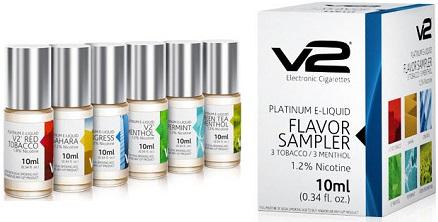 V2 vape juices