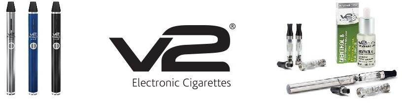 V2 Electronic Cigarettes Brand
