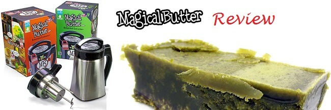Magical Butter Machine for Cannabis Butter