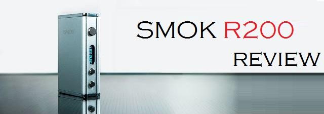 Smok r200 Vape Mod Review