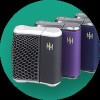 Haze V2 Dual Vaporizer