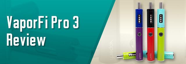 VaporFi Pro 3