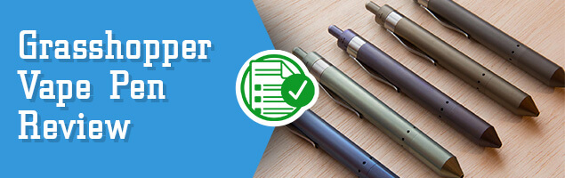 Grasshopper Vape Pen Review