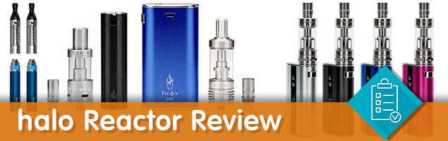 halo Reactor Review