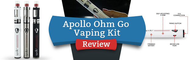 Apollo Ohm Go Vaping Kit Review