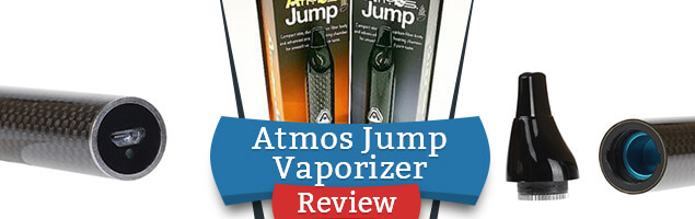 Atmos Jump Vaporizer Review