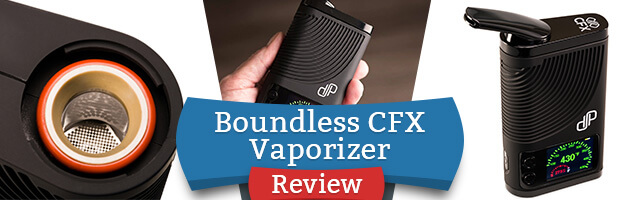 Boundless CFX Vaporizer Review