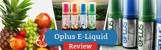 Oplus E-Liquid Review