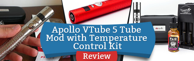 Review: Apollo VTube 5 Tube Mod with Temperature Control Kit