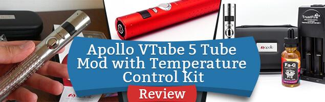 Review: Apollo VTube 5 Tube Mod with Temperature Control Kit