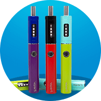 If you are only a beginner but want a vape pen that will make you feel like  a pro vaper, you need to check this one out. It has top fill tank ...