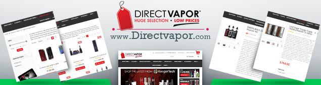 DirectVapor Online Vape Shop