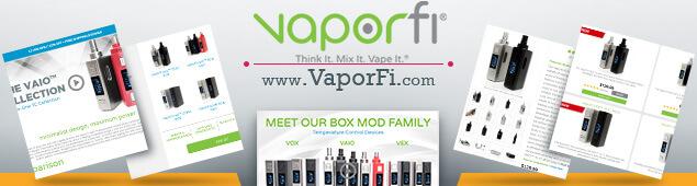 Vaporfi Vape Mods Online Vape Shop