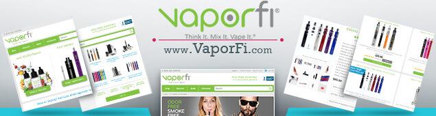 VaporFi Online Vape Shop