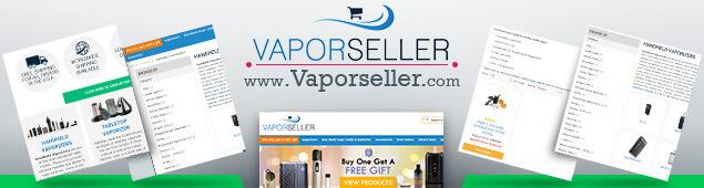VaporSeller Online Vaporizer Store