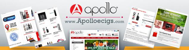 ApolloEcigs Online Vape Store