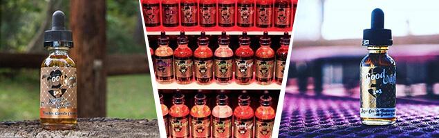 Mr. Good Vape E-Liquids Review