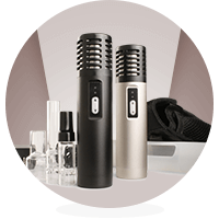 Arizer air with Accessories