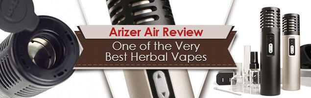 Arizer Air Rewiew - One of the Very Best Herbal Vapes