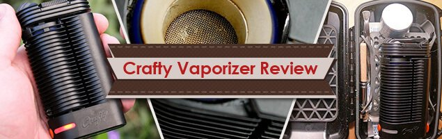 Crafty Vaporizer Review
