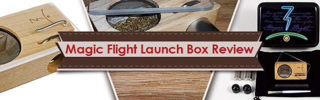 Magic Flight Launch Box Dry Herb Vaporizer Review – A Unique Herbal Vaporizer
