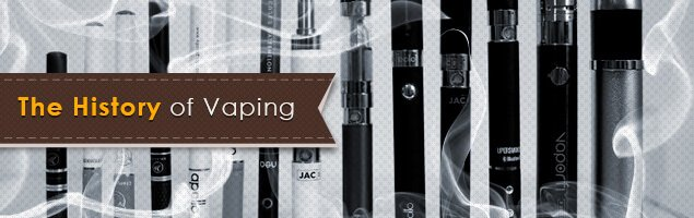 The History of Vaping