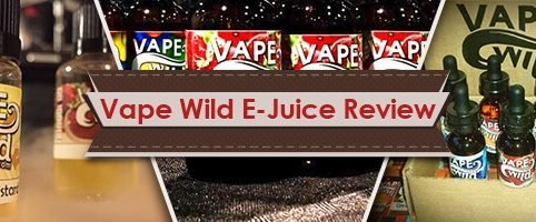 Vape Wild E-Juice Review – The Vaping Gone Wild